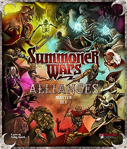 Summoner Wars Master Set Sleeves Summoner Wars Alliances Master