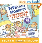 Five Little Monkeys Storybook Treasur...