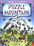 img - for Puzzle Mountain (Usborne Young Puzzle Books) book / textbook / text book