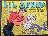 Li'l Abner: Dailies, Vol. 10: 1944 (0878160795) by Capp, Al