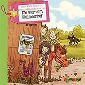 Die Vier vom Blaubeerhof (Ein Fall für die Pony-Kommissare) | Belinda Rapley