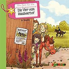 Die Vier vom Blaubeerhof (Ein Fall für die Pony-Kommissare) (       gekürzt) von Belinda Rapley Gesprochen von: Sandra Keck