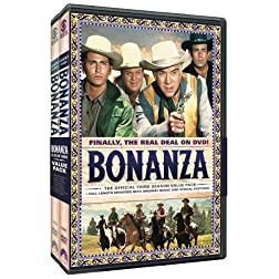 Bonanza: The Complete Official Third Season