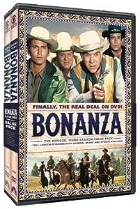 Bonanza: The Complete Third Season from Paramount