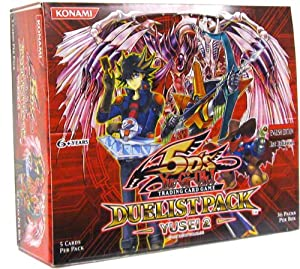 Decipher YuGiOh 5D's Yusei 2 Duelist Booster Box 36 Packs at Sears.com