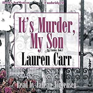 It's Murder My Son Audiobook