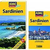 ADAC Reiseführer plus Sardinien: Mit extra Karte zum Herausnehmen
