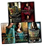 img - for Elizabeth Chadwick The Marshal Novels 5 Books Collection (A Place Beyond Courage, The Greatest Knight: The Story of William Marshal, Lady Of The English, The Falcons Of Montabard, To Defy A King - Spirited Daughter, Rebellious Wife, Powerful Woman) book / textbook / text book