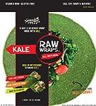 Raw Wraps Kale, Gluten Free Bread, So...