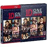 ワン・ダイレクション THIS IS US: ブルーレイ&DVD+初回限定特典DVDディスク(3枚組) [Blu-ray]