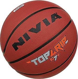 Nivia Top Grip Basketball, Size 5