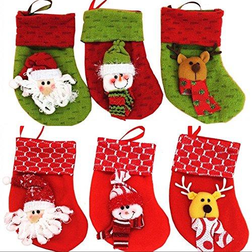 6-Stck-MUXILOVE-Weihnachtsstrumpf-fr-Kinder-Happy-Santa-Weihnachtsdeko-amerikanisch-Weihnachtsschmuck-Geschenk