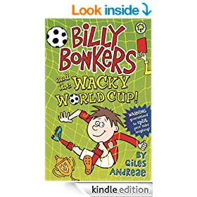 Billy Bonkers: and the Wacky World Cup!