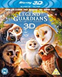 Legend of the Guardians [Blu-ray 3D + Blu-ray] [Region Free]