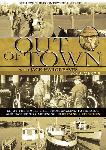 Out Of Town - With Jack Hargreaves: Volumes 7-9 [DVD]