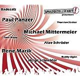 Spassgesellschaft Labelsampler 3 (Michael Mittermeier, Atze Schröder, Timo Wopp, Paul Panzer)