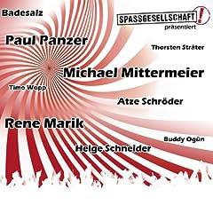 Spassgesellschaft Labelsampler 3 (Michael Mittermeier, Atze Schr�der, Timo Wopp, Paul Panzer)