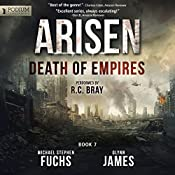 Death of Empires: Arisen, Book 7 | Michael Stephen Fuchs, Glynn James