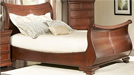 Largo Marseille Queen Sleigh Bed - B8 610-51F/51H/51R