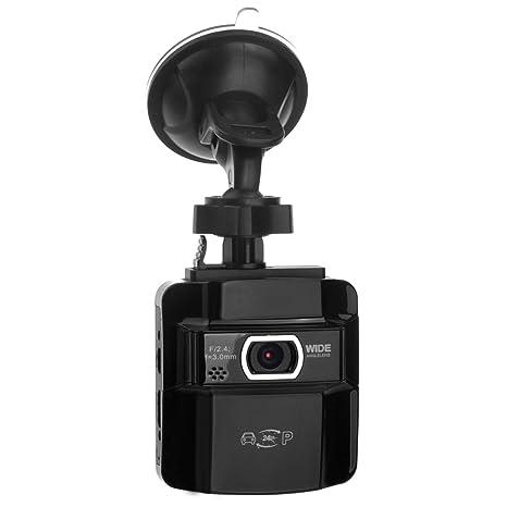 Foxnovo AT680 2.4-inch LCD 148 degrés grand Angle lentille FHD 1080p H.264 voiture DVR avec stationnement Mode /G-sensor /HDMI (Noir)