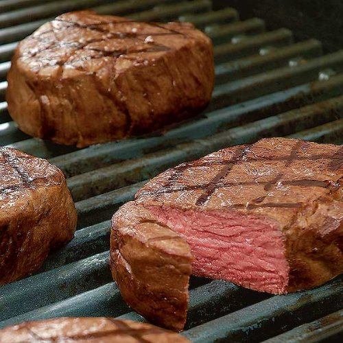 Filet Mignon Steak. Filet Mignon steaks from
