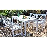Gartensitzgruppe, Sitzgarnitur, Tischgruppe, Gartengarnitur