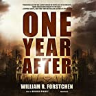 One Year After (       UNABRIDGED) by William R. Forstchen Narrated by Bronson Pinchot