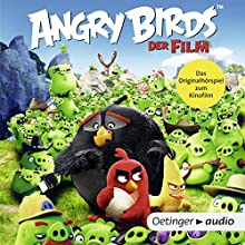 Angry Birds: Das Originalhörspiel zum Kinofilm Hörspiel von Jon Vitti Gesprochen von: Robert Missler, Christoph Maria Herbst, Axel Stein, Axel Prahl, Anja Kling,  Smudo