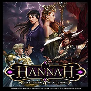 Hannah and the Gods of Olympus Audiobook