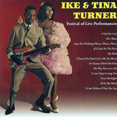 Ike & Tina Turner - Ike & Tina Turner: Festival of Live& - Zortam Music