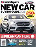 Consumer Reports New Car Buying Guide 2015