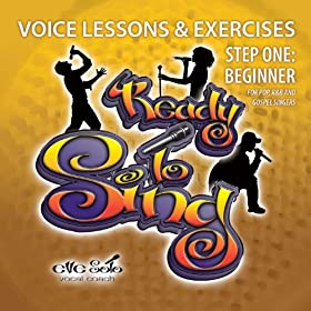 Voice Lessons/vocal Exercises Ready To Sing Step 1