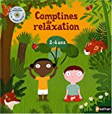 echange, troc  - Comptines de relaxation livre + CD