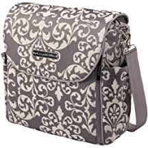 Petunia Pickle Bottom Boxy Backpack, Earl Grey