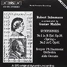 Schumann: Symphonies Nos 1 & 2 (arranged by Mahler)