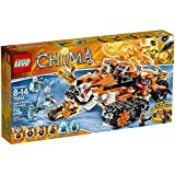 LEGO Chima Tiger's Mobile Command Block