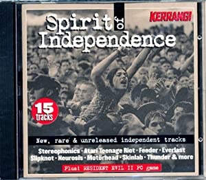 Spirit of Independence (Plus Resident Evil 2 Demo)