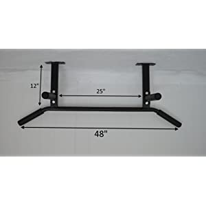 Ceiling Mount Joist Rafter With 4 cushioned grips HD