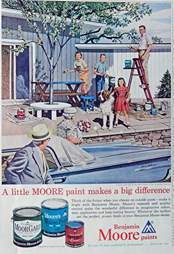 benjamin-moore-paints-60s-vintage-print-ad-color-illustration-stevan-dohanospainting-original-1961-t