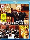 New Year's Concert: 2014 - Vienna Philharmonic (Barenboim) [Blu-ray] [Region Free]