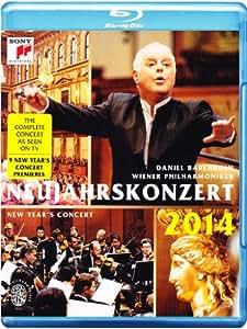 Concert du nouvel an 2014 [Blu-ray]