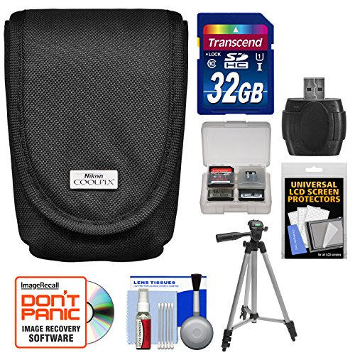 nikon-coolpix-5879-digital-camera-case-with-32gb-card-tripod-reader-accessory-kit-for-aw110-aw120-p3