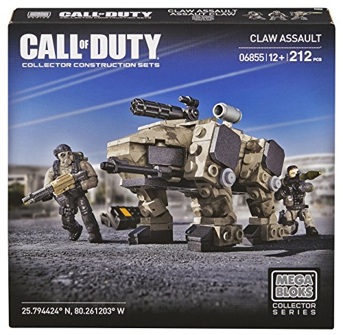 Mega Bloks Call Of Duty Claw Assault - 1