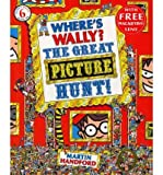 Martin Handford (Where's Wally?: The Great Picture Hunt) By Martin Handford (Author) Paperback on (Jun , 2011)