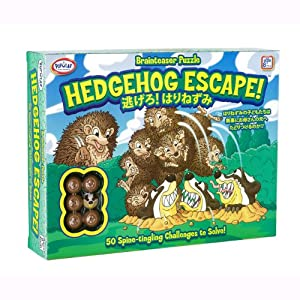 Popular Playthings Hedgehog Escape from Learning Mates
