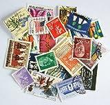 海外(外国)使用済み切手 色々20種+おまけ