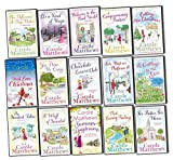 Carole Matthews Collection 15 Books Set,(The Chocolate Lover's Club, A Compromising Position, Welcome to the real world, The Difference a Day Makes, For better for worse, a cottage by the sea, calling Mrs Christmas, Summer Daydreams, with love etc.. Caro