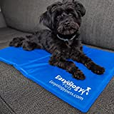 Easyology Premium Pet Cold Gel Pad - Perfect Size For Couch- Keeps Pets Cool -Fits The Easyology Premium Pet Warming and Cooling Pad