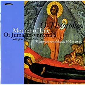 Blessed art Thou, O Lord: Matins: Troparia of the Resurrection: Blessed art Thou, O Lord