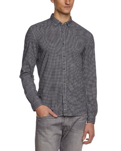 Tom Tailor Denim Camicia Uomo [Grigio]